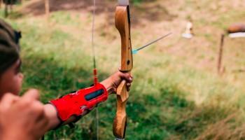 Техника стрельба из лука. Часть первая