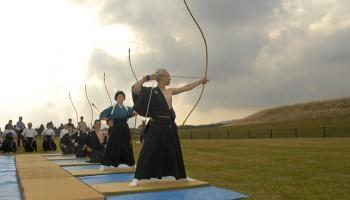 Кюдо з Юмі або мистецтво стрільби з японського лука