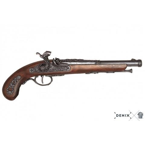 Капсюльный пистолет, Франция, 1872 г.