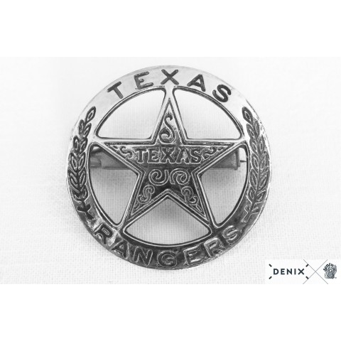 Значок Техасских рейнджерів