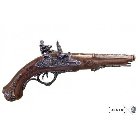 Двуствольный пистолет Наполеона, Франция, 1806 г.
