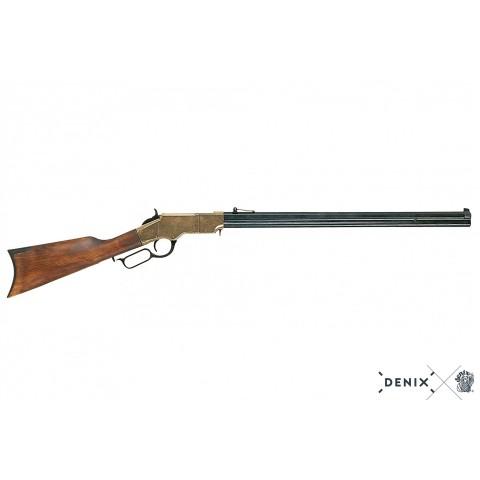 Гвинтівка Генрі з восьмикутним стволом, США, 1860 р.