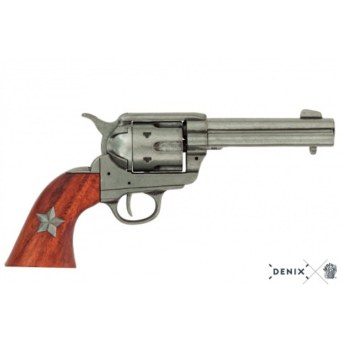 Револьвер Peacemaker 45-го калибра, США, 1873 г.