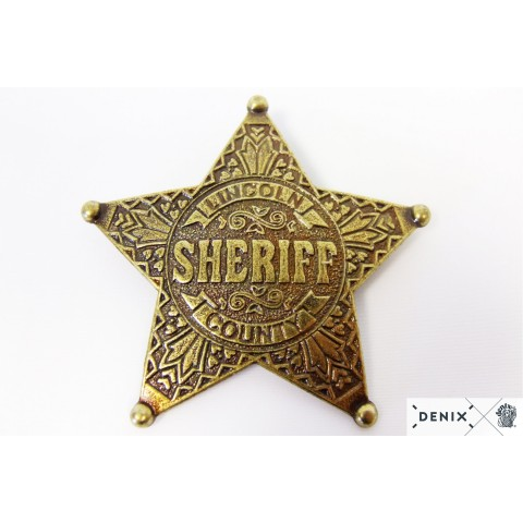 Значок Шерифа округу Лінкольн