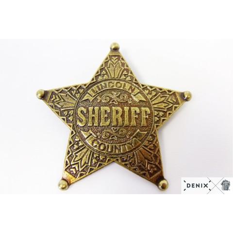 Значок Шерифа округа Линкольн