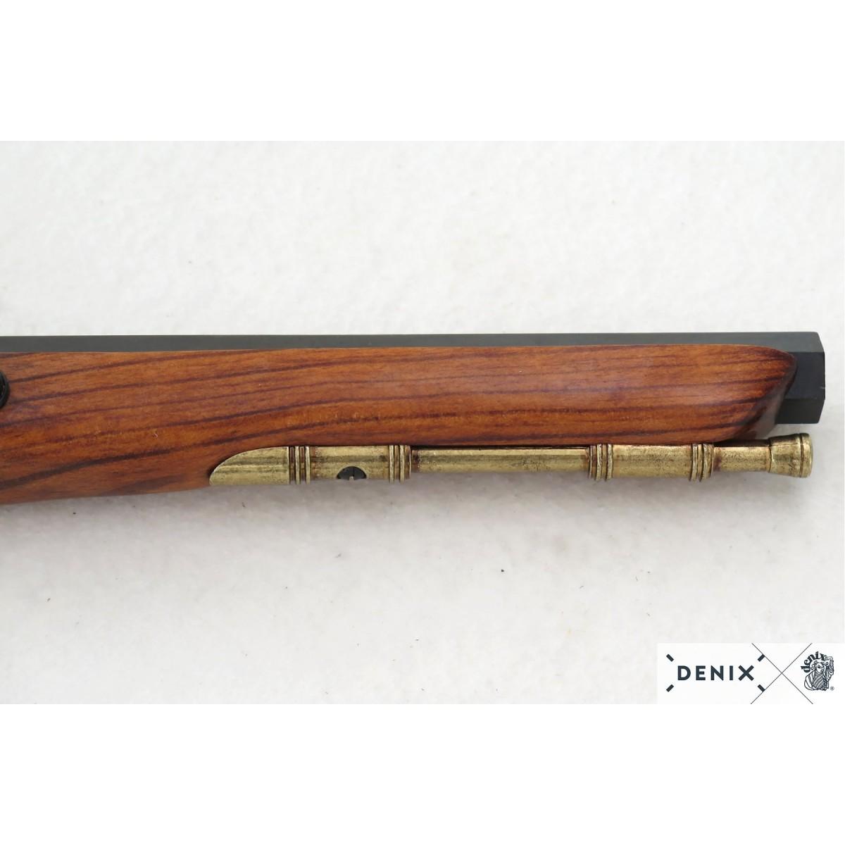 Пістолет Кентуккі, США, XIX ст.