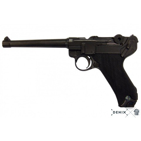 Пистолет Люгера P08 Парабеллум, Германия, 1898 г.