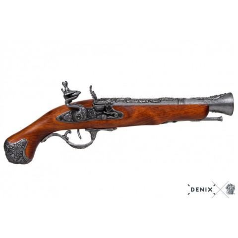 Кремінний пістолет, Англія, XVIII ст.