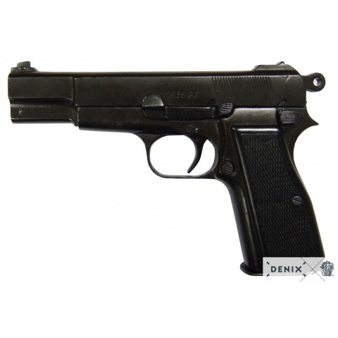 Пистолет HP или GP35, Бельгия, 1935 г.