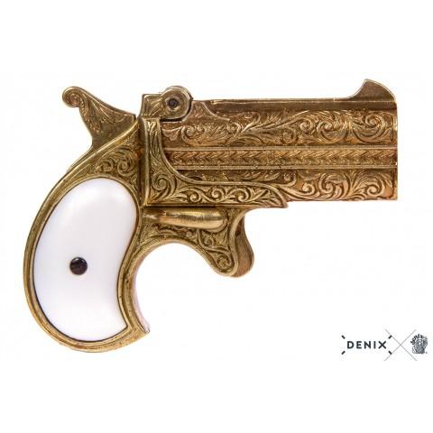 Пистолет Дерринджер, США, 1866 г.