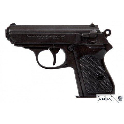 Напівавтоматичний пістолет PPK, Німеччина, 1919 р.