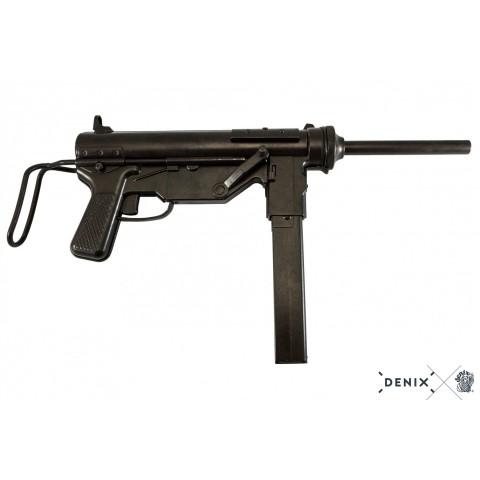 Пистолет-пулемет M3, США, 1942 г.