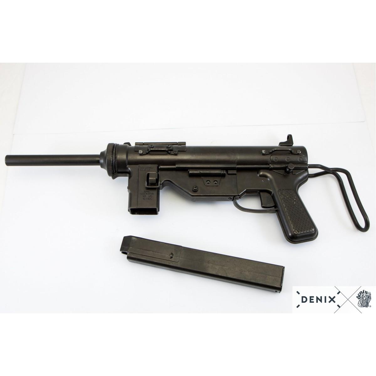 Пістолет-кулемет M3, США, 1942 р.