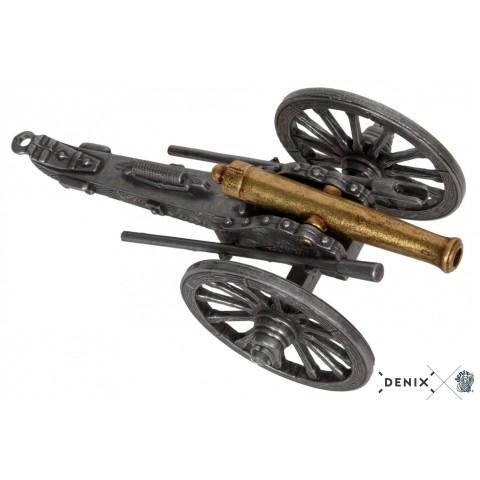 Пушка времен Гражданской войны, США, 1857 г.