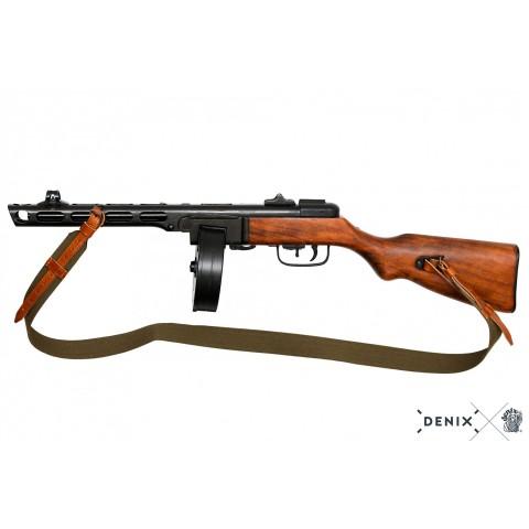 Пистолет-пулемет ППШ-41, СССР, 1941 г.