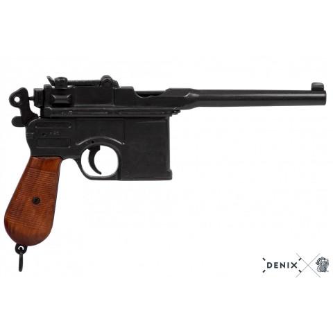 Пистолет Маузер C96, Германия, 1896 г.