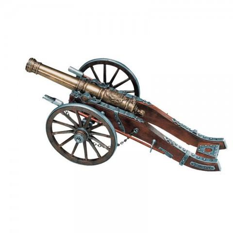 Пушка Людовик ХIV, Франция, XVIII в.