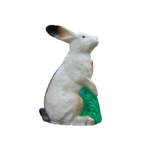 Мішень 3D. Кролик