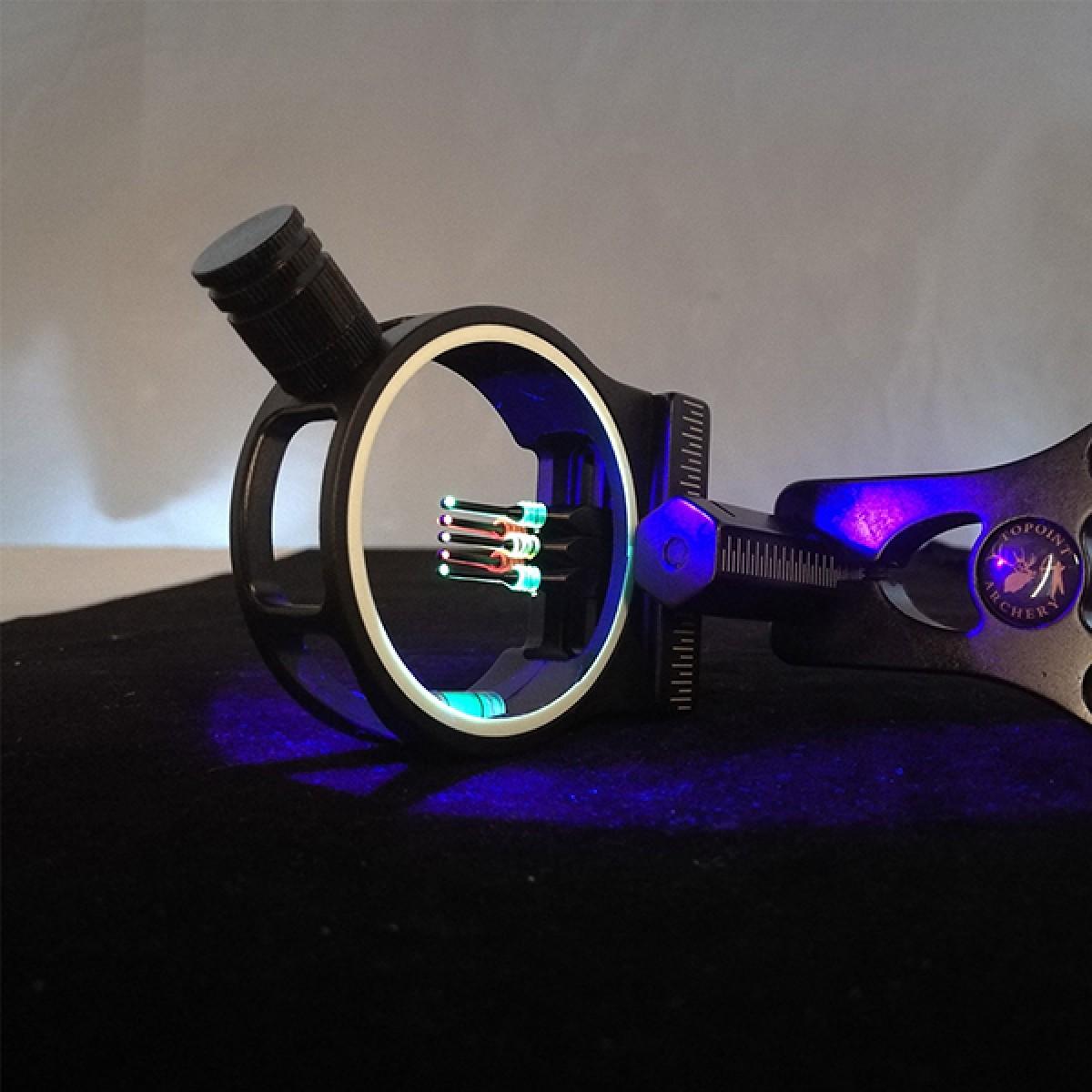 Ліхтарик для прицілу Topoint Bow Sight Light TP101