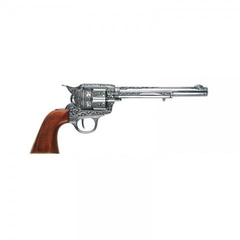 Револьвер кавалерийский светлый, США, XIX в.
