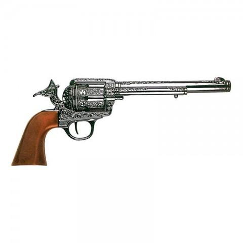 Револьвер кавалерийский тёмный, США, XIX в.
