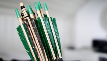 Как спасти оперения ваших стрел