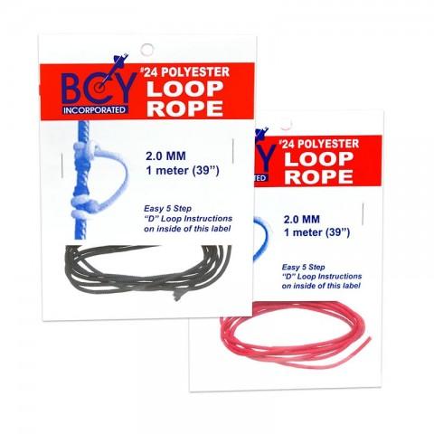 """Нить для петли BCY """"D-Loop Rope #24"""""""