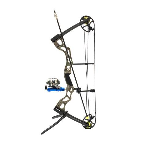Комплект для риболовлі з луком Compound CB75 Bowfishing