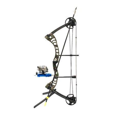 Комплект для риболовлі з луком Compound CB50 Bowfishing