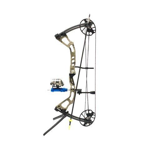 Комплект для риболовлі з луком Compound CBA2 Bowfishing