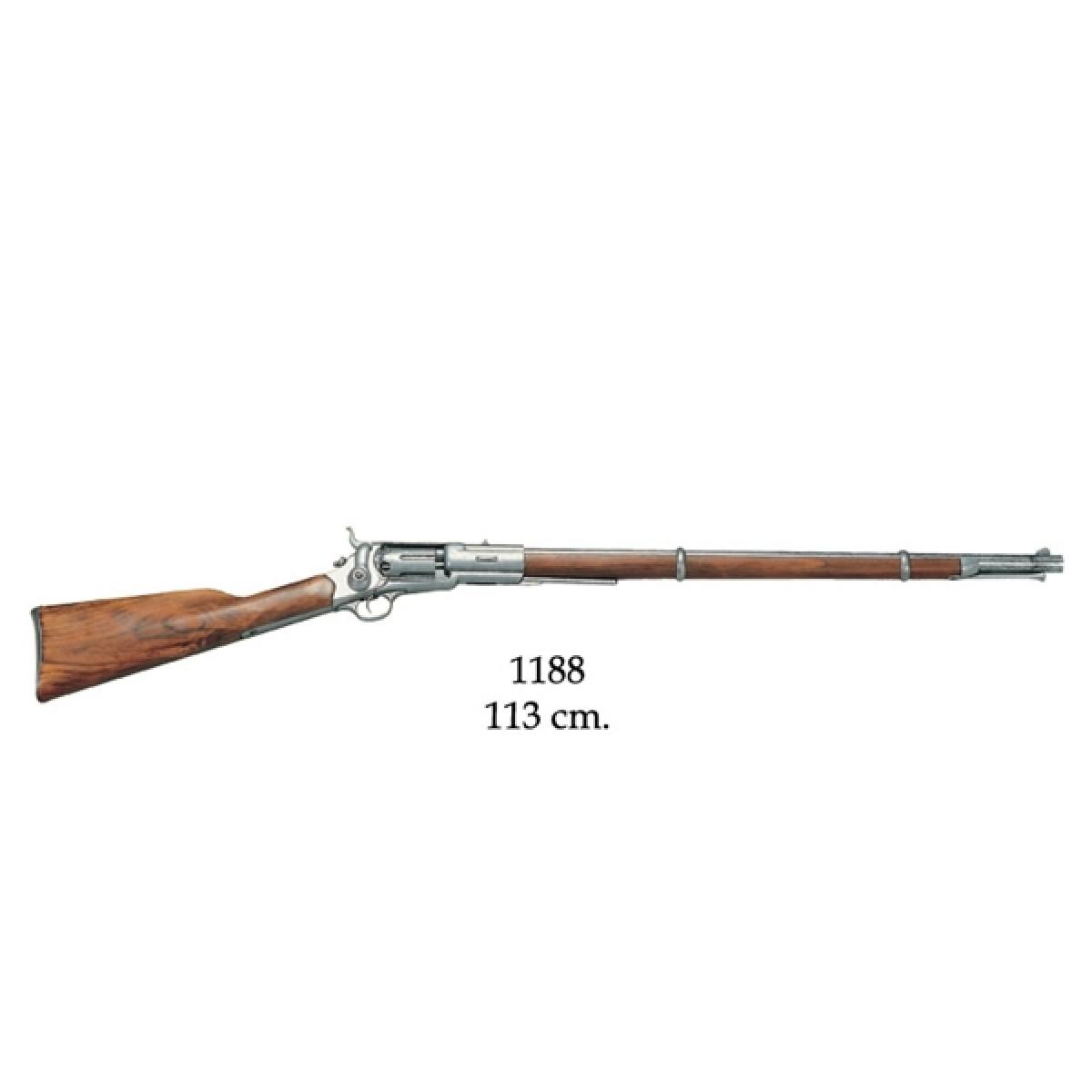 Ружье 6ти зарядное системы Кольт, США, 1850г.
