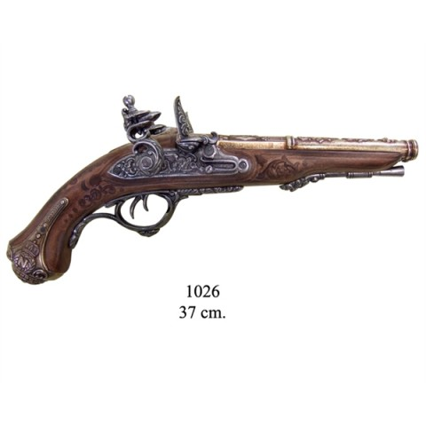 Пистолет Наполеона, двуствольный, 1806 р., ММГ копия