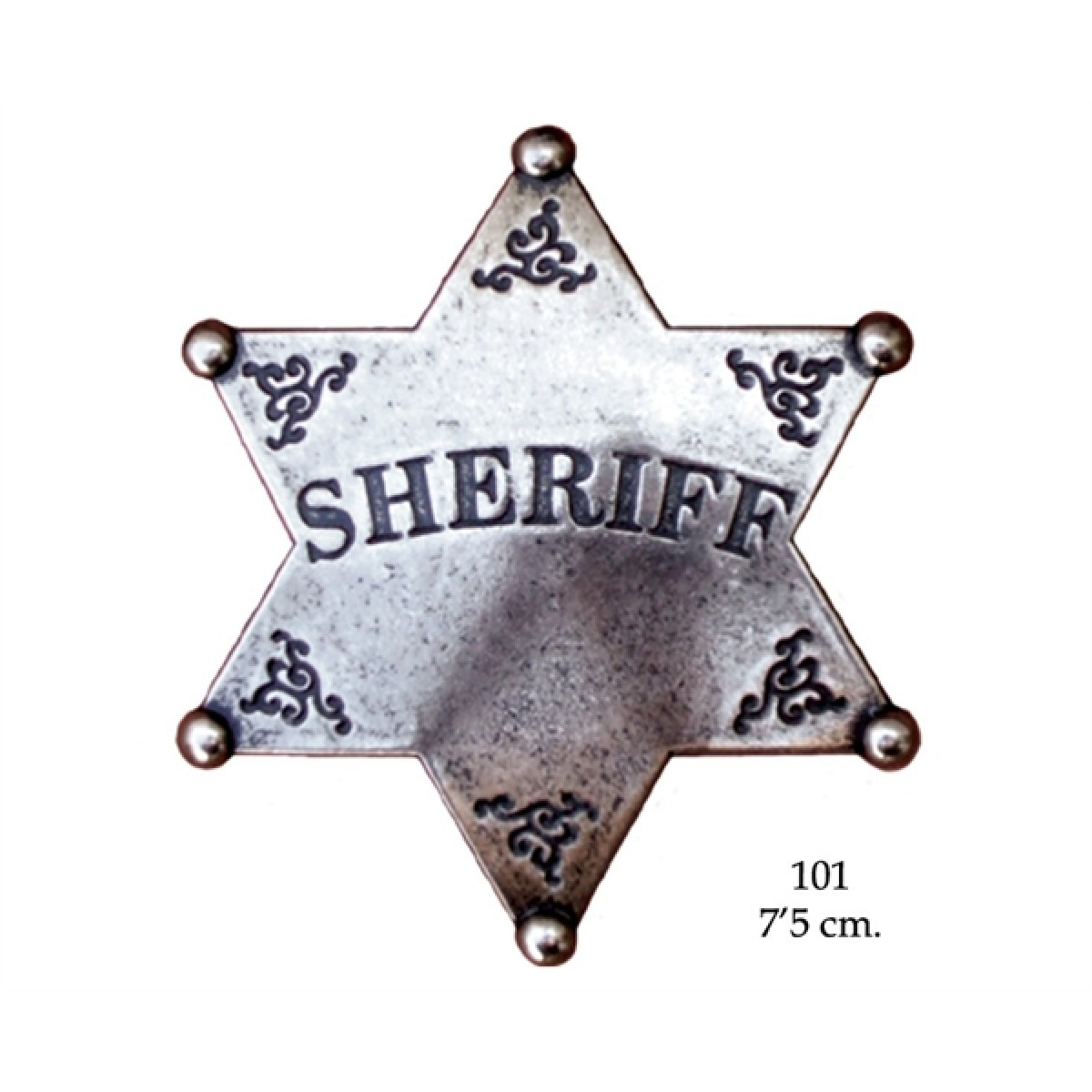 Значок Шериф