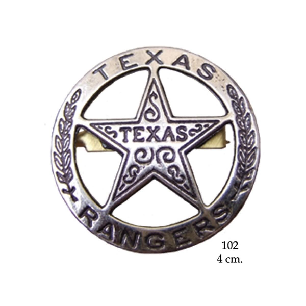 Значок Техасский рейнджер