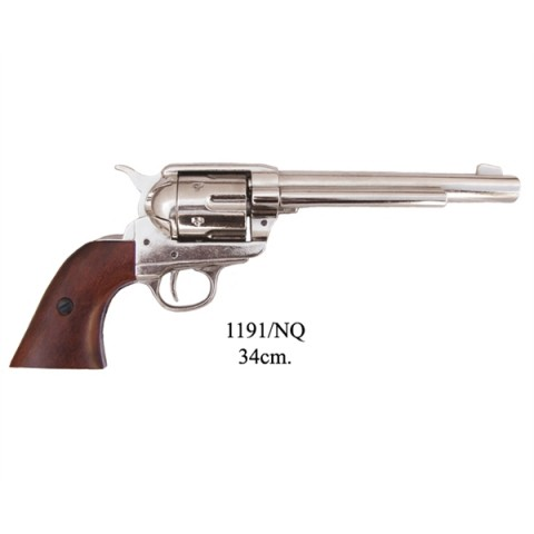Револьвер кавалерийский (Кольт, 1873г.), ММГ копия