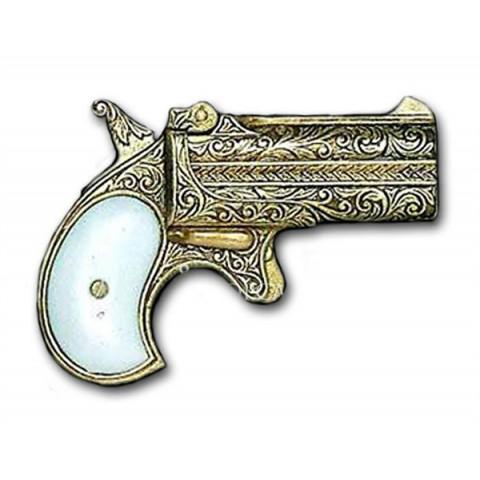 Пистолет капсульный Дерринджер, ММГ копия
