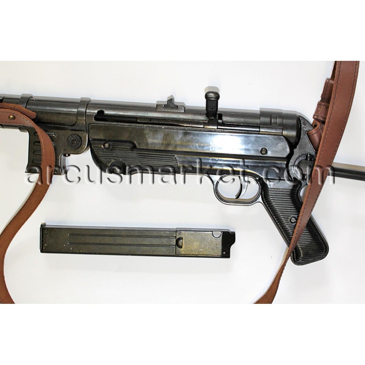 Пистолет-пулемет МР-40 (ремень), ММГ копия