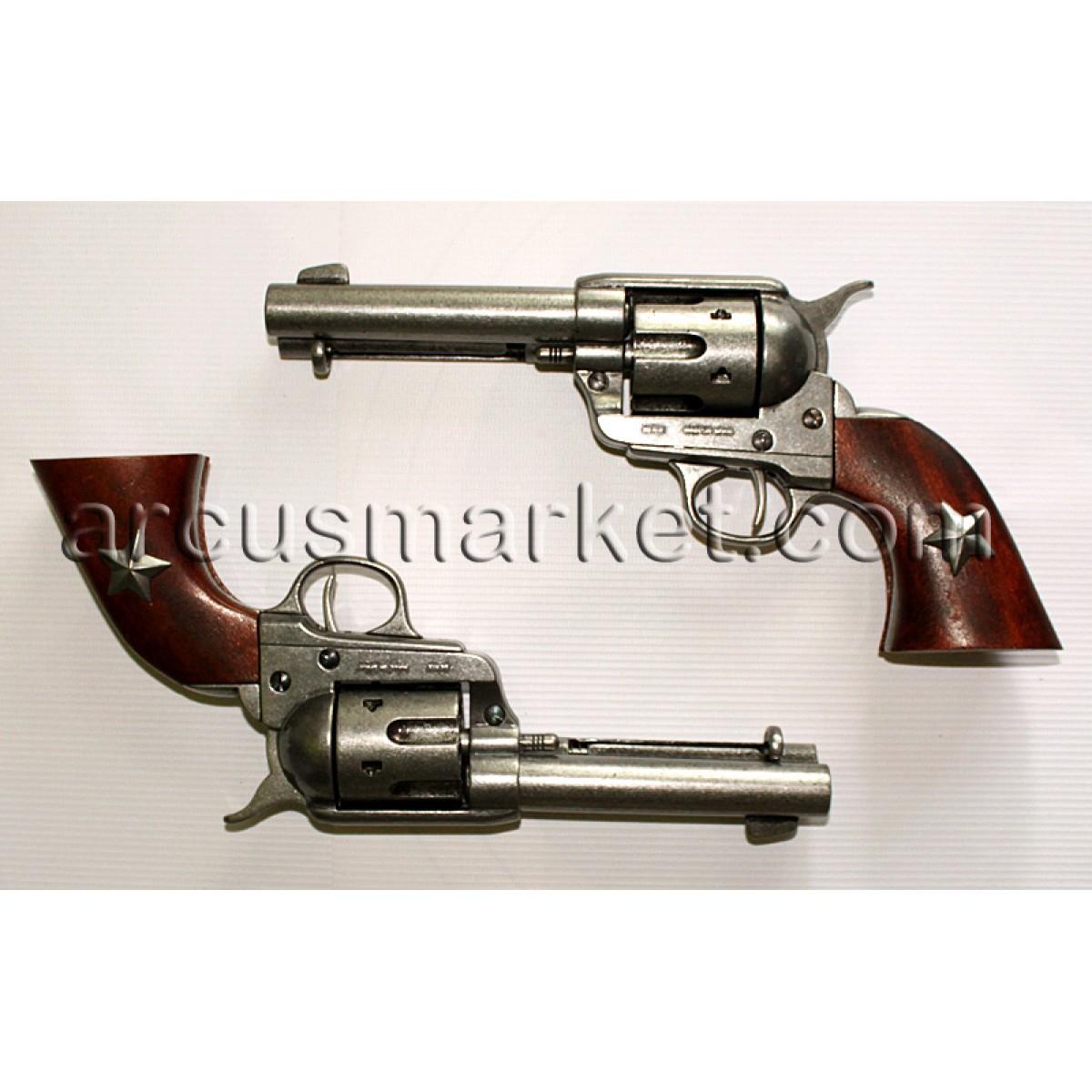 Револьвер Кольт 45 калибр, 1888 р., ММГ копия