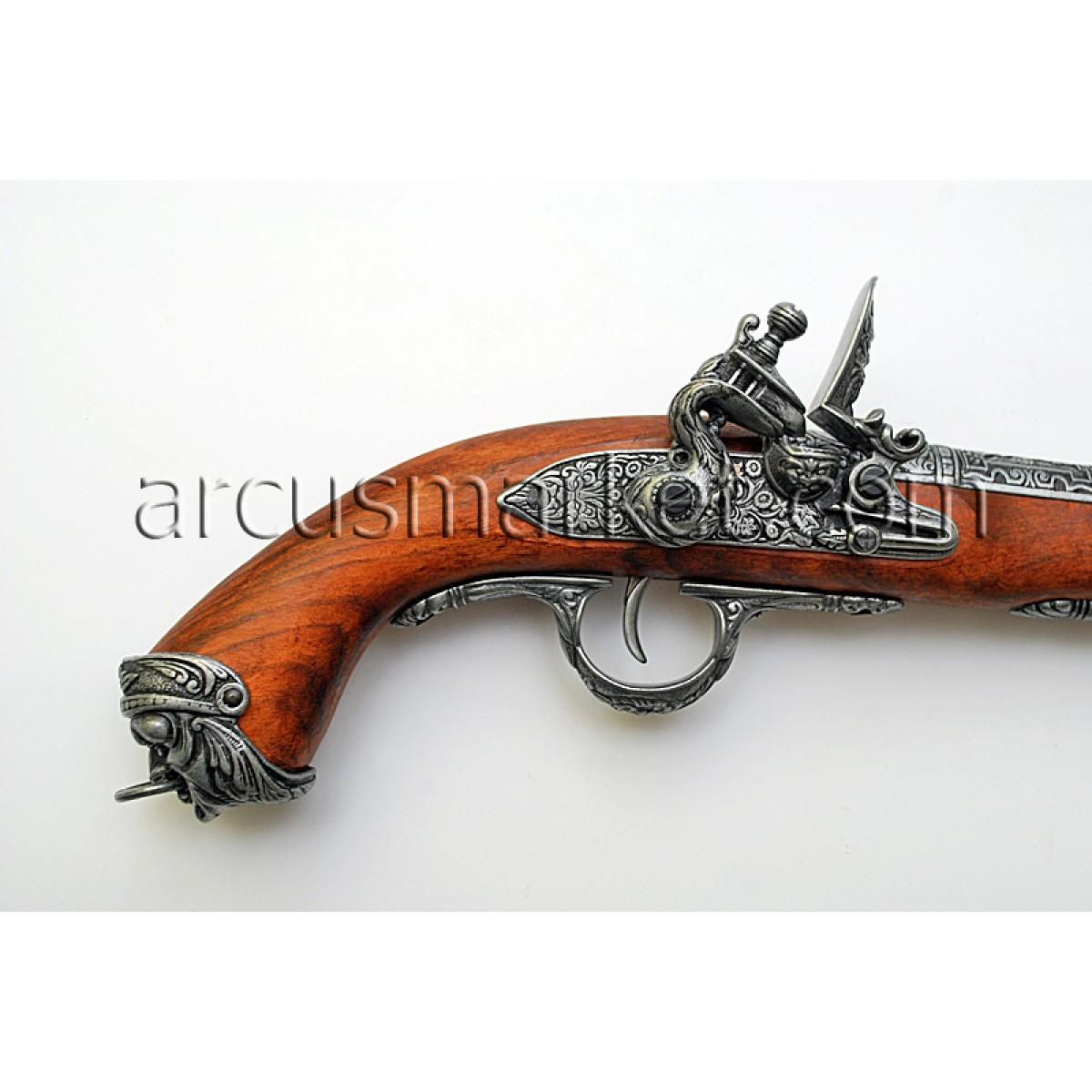 Пистолет итальянский, 18 век, ММГ копия