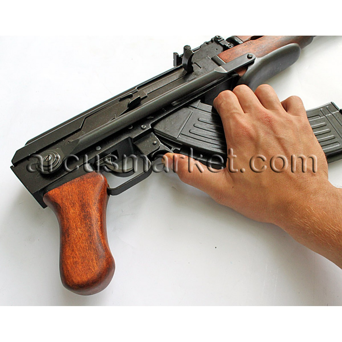 Автомат Калашникова АКС-47, ММГ копия