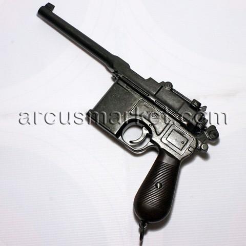 Пистолет Маузер калибр 7,63, 1898г., ММГ копия