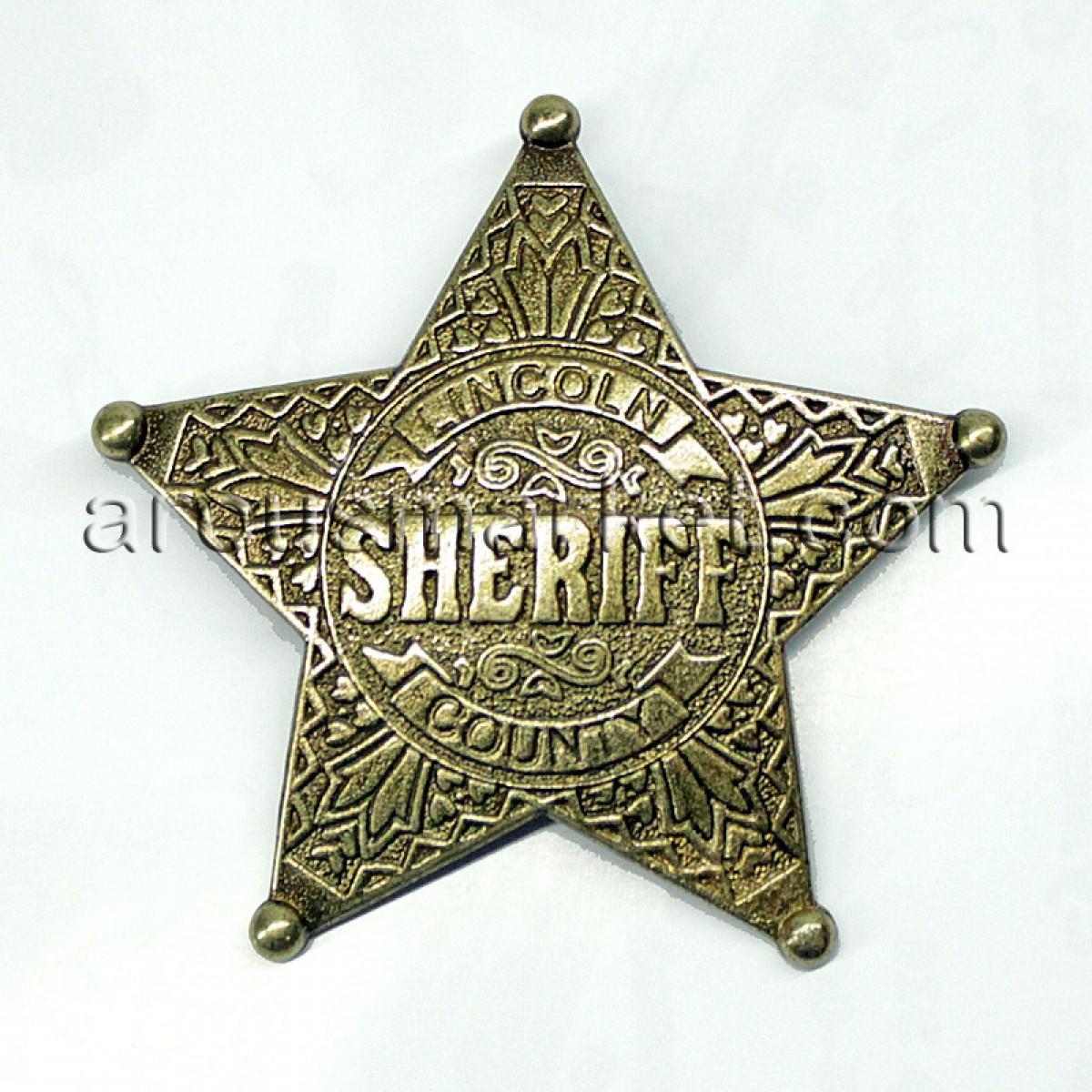 Значок Звезда шерифа