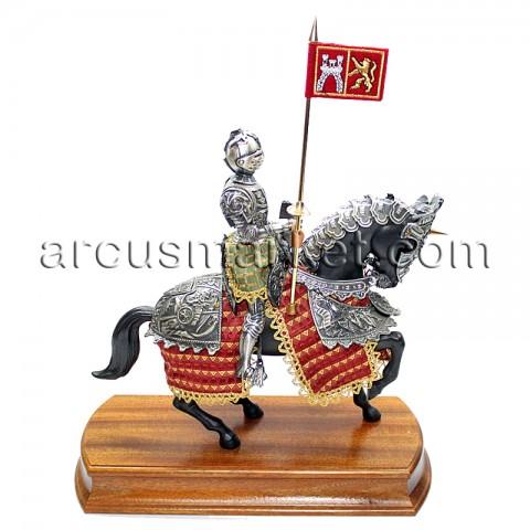 Статуэтка Всадник Испанский Рыцарь