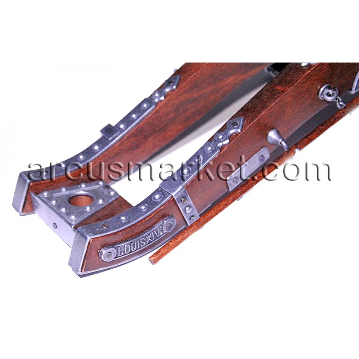 Пушка французская Луи ХIV, 18 век