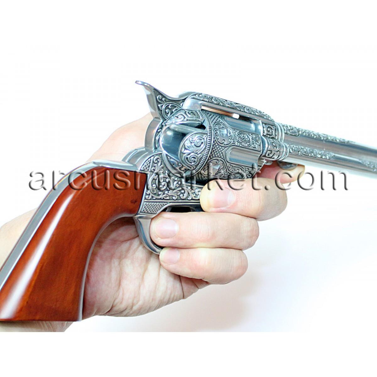 Револьвер кавалерийский светлый, ММГ копия