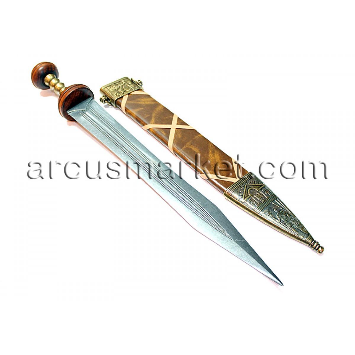 Меч римских гладиаторов (1 век до н.э.).