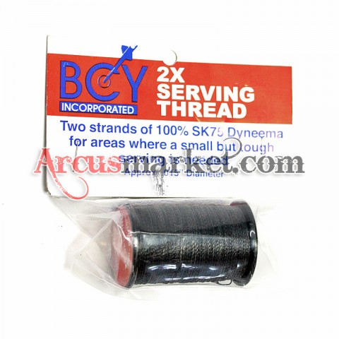 "Нить BCY ""Serving Thread 2X"" 120 yards"