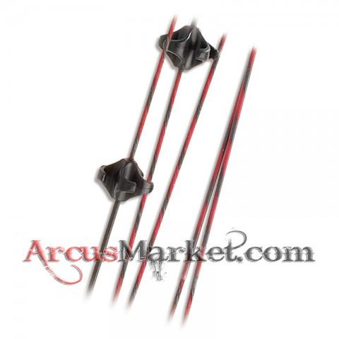 Замена тетив и тросов на блочных луках