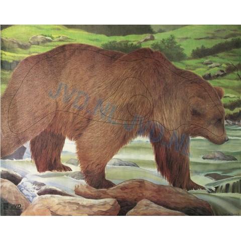 Мішень Ведмідь