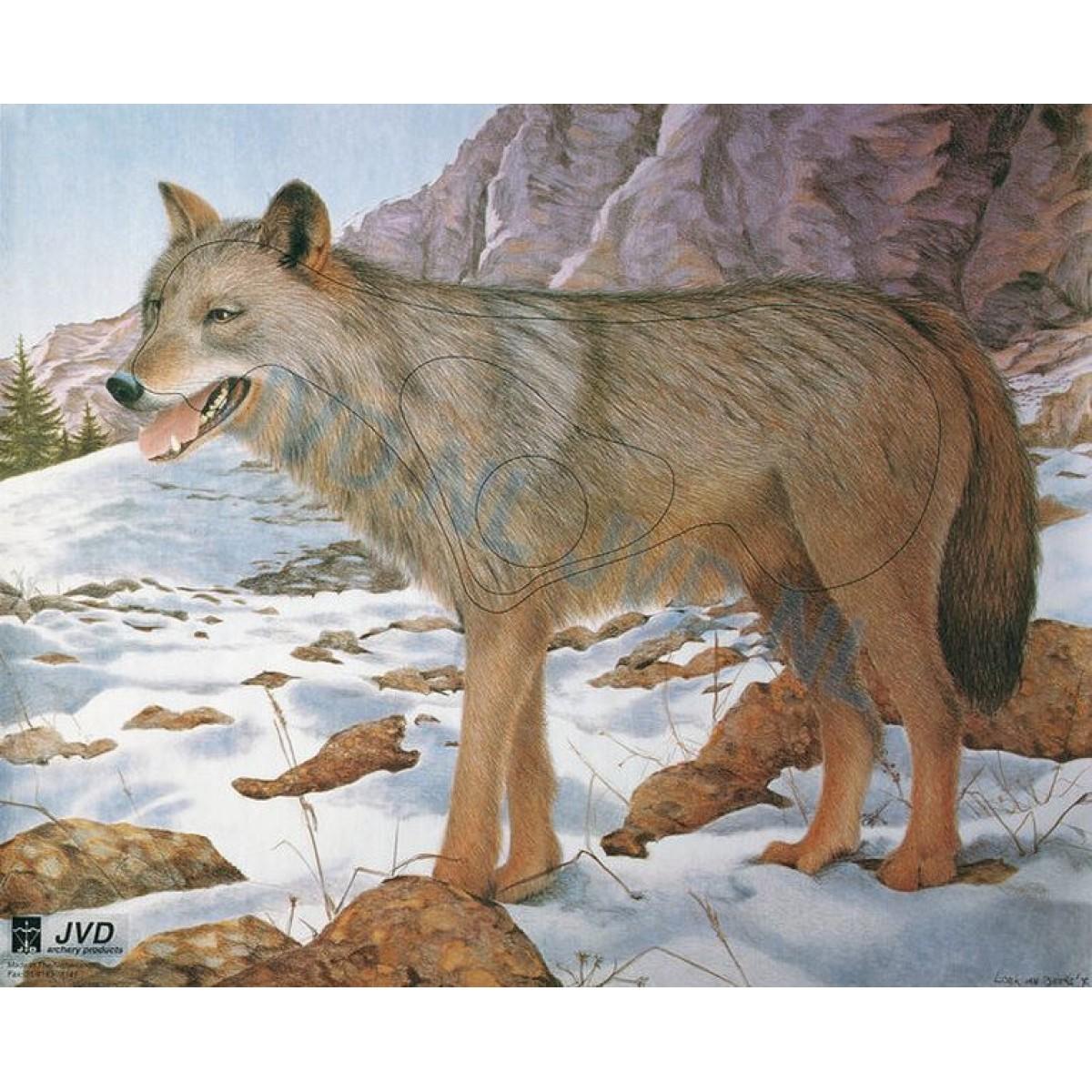 Мишень Волк